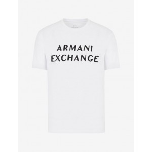 Armani Exchange REGULAR FIT TEE, Logo T Shirt for Men | A|X Online Store