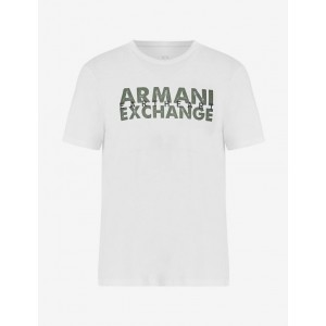 Armani Exchange REGULAR FIT TEE, Graphic T Shirt for Men | A|X Online Store