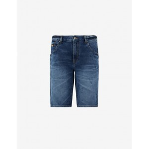 Armani Exchange BERMUDA JEAN SHORTS, Denim Shorts for Men | A|X Online Store