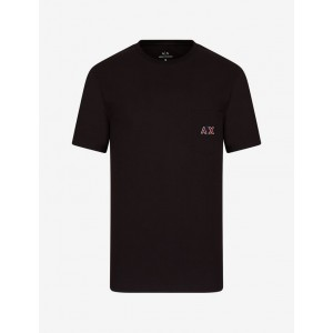 Armani Exchange REGULAR FIT T SHIRT, Logo T Shirt for Men | A|X Online Store