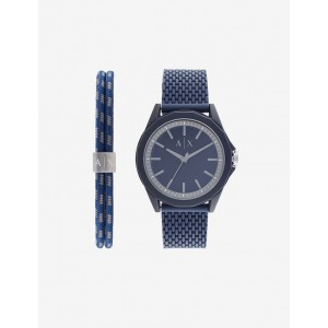 Armani Exchange WATCH AND BRACELET GIFT SET, Fashion Watch for Men | A|X Online Store
