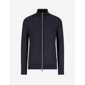 Armani Exchange LINEN BLEND CARDIGAN, Cardigan for Men | A|X Online Store