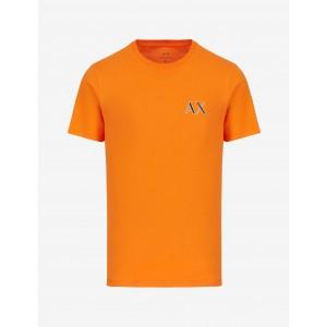 Armani Exchange SLIM FIT T SHIRT, Logo T Shirt for Men | A|X Online Store
