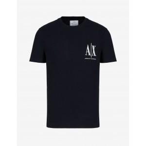 Armani Exchange ICON LOGO REGULAR FIT T SHIRT, Logo T Shirt for Men | A|X Online Store
