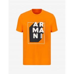 Armani Exchange SLIM FIT T SHIRT, Graphic T Shirt for Men | A|X Online Store