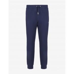 Armani Exchange JERSEY FLEECE TRACKSUIT BOTTOMS, Track Pants for Men | A|X Online Store