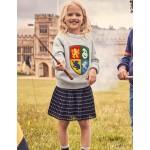 Spell Skirt - Multi Sparkle Stripe
