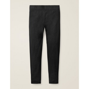 Plain Leggings - Black