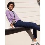 Hettie Sweatshirt - Cool Violet