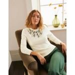 Montrose Embellished Sweater - Ivory
