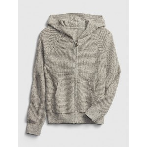 Kids Recycled Thermal Hoodie