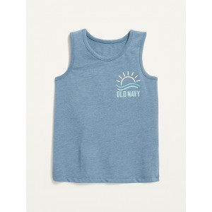 Logo-Graphic Tank Top for Toddler Boys