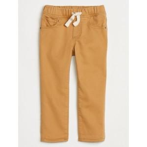 Toddler Pull-On Slim Jeans
