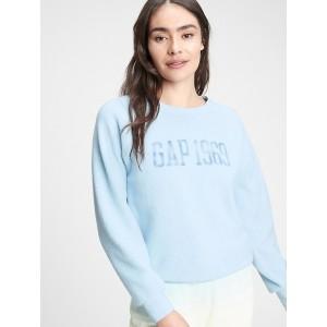 Reverse Raglan Crewneck Sweatshirt