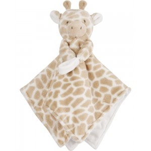 Giraffe Security Blanket