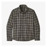 Mens Long-Sleeved Lightweight Fjord Flannel Shirt