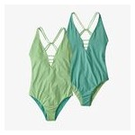 Womens Reversible Extended Break One-Piece Swimsuit
