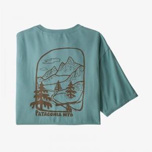 Mens Roam the Dirt Organic Cotton T-Shirt