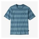 Mens Organic Cotton Midweight Pocket Tee