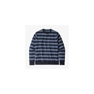 Mens Recycled Cashmere Crewneck Sweater