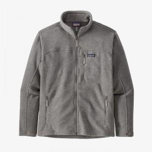 Mens Classic Synchilla Fleece Jacket