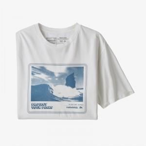 Mens Premier Poster ROC Pilot Cotton T-shirt