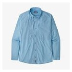 Mens Long-Sleeved Sun Stretch Shirt