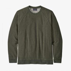 Mens Trail Harbor Crewneck Sweatshirt