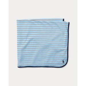 Striped Cotton Blanket
