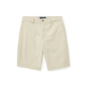 Straight Fit Chino Short