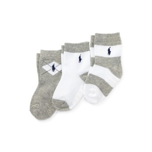 Cotton Terry Sock 3 Pack