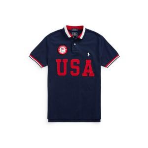 ECOFAST Pure The Team USA Polo Shirt
