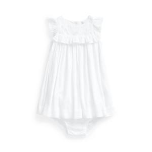 Flutter Sleeve Dress Bloomer