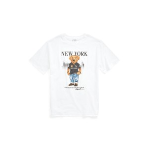 Polo Bear New York Cotton Tee