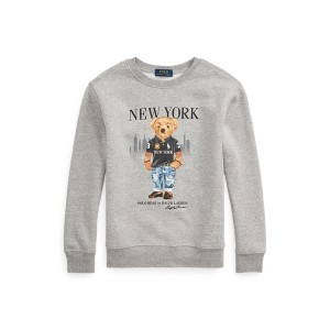 Polo Bear New York Fleece Sweatshirt