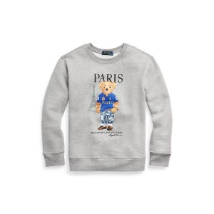 Polo Bear Paris Fleece Sweatshirt