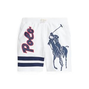 Big Pony Cotton Terry Short