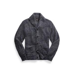 Cotton Linen Shawl Cardigan