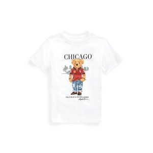 Polo Bear Chicago Cotton Tee