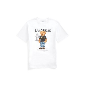 Polo Bear Las Vegas Cotton Tee