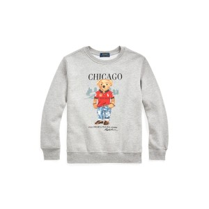 Polo Bear Chicago Fleece Sweatshirt