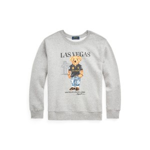Polo Bear Las Vegas Fleece Sweatshirt