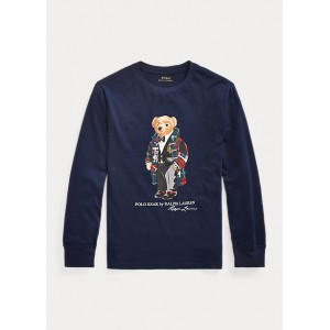 Duffel Bear Cotton Jersey Tee
