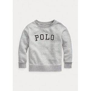 Logo Double-Knit Sweatshirt