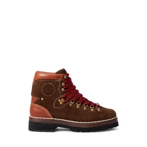Alpine Suede Trail Boot