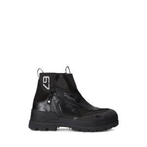 Oslo Nubuck Zip Boot