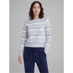 Boiled Cashmere Fair Isle Sweater