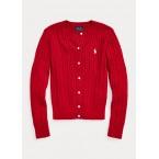 Mini-Cable Cotton Cardigan <strong>세일제외품목: 가격 변동으로 재안내드릴 수 있습니다. </strong>