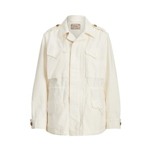 Surplus Cotton Twill Jacket Clubhouse Cream