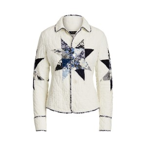 Quilted Patchwork Jacket